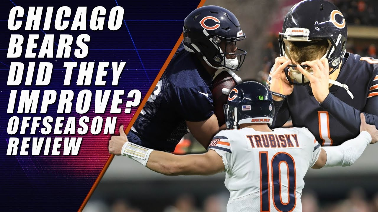 Chicago Bears: Are they better  or worse  than OK?