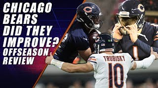 Chicago Bears Better or Worse? 2019 NFL Predictions