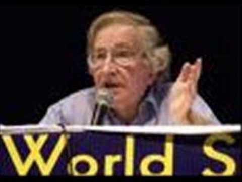 What Is Globalization? - Noam Chomsky