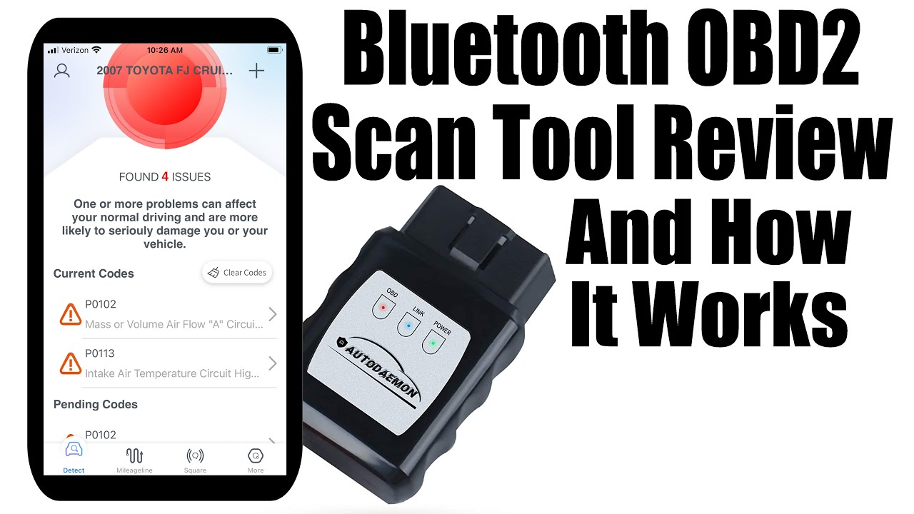 We Use & Review A $30 Bluetooth OBD2 Reader. Worth It?