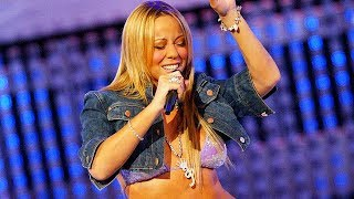 PROOF Mariah Carey Is The Queen Of SWITCHING Vocal Registers!