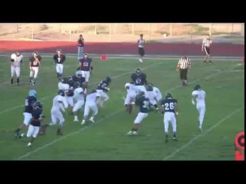 Joshua J. Garcia, RB, Pueblo High School, Class of 2020, Highlights of First 6 games