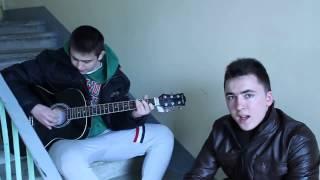 Два парня, очень круто поют.