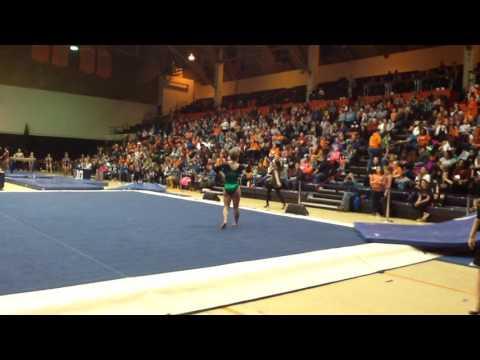 EMU @ Illinois- Sydney Audet (Floor)