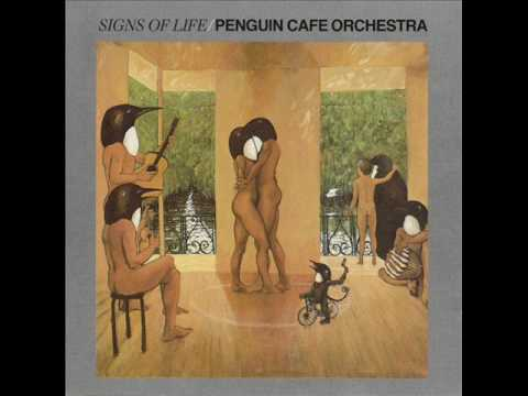 THE PENGUIN CAFÉ ORCHESTRA (PCO) -TELEPHONE AND RUBBER BAND-