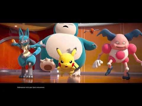 Pokémon UNITE erscheint diesen Sommer!