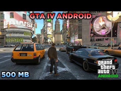 AKHIRNYA RILIS JUGA!! GTA 4 ANDROID - APK + DATA - FULL GTA 4 MAP MOD FOR GTA SA ANDROID [DEMO] - 동영상