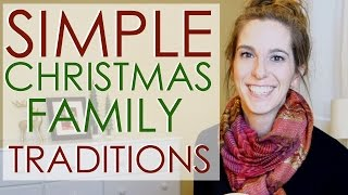 Family Christmas Traditions —   Mom Channels Collab!!