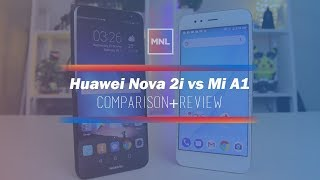 Huawei Nova 2i vs Xiaomi Mi A1 Comparison + Review