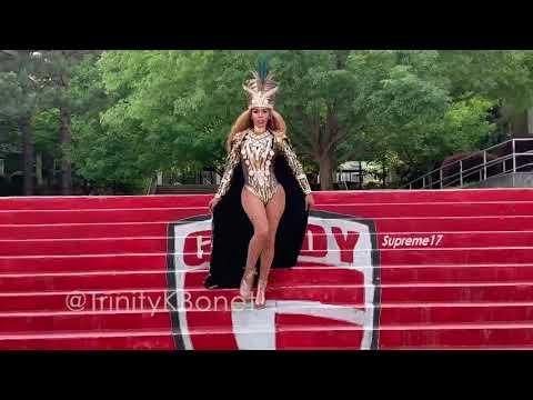 Beyonce Homecoming : : Before I Let Go Challenge - TKB