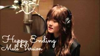 Shin Ji Hoon - Happy Ending [Male Version]