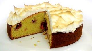 Лигурийский лимонный пирог от Пьера Эрме (Pierre Herme)