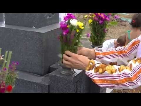 Japanese Culture: Obon - Visiting Graves