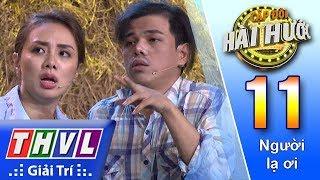 THVL   Cặp đôi hài hước Mùa 2 – Tập 11[7]: Vợ chồng làm biếng – Hoàng Hải, Miko Lan Trinh