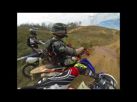 Pt4 Pre-Running Dirthammers MTN Motorsports Ride Day