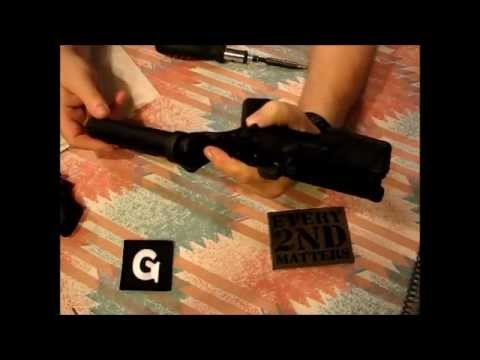 My AR-15 Build - #16 - Installing the new parts.