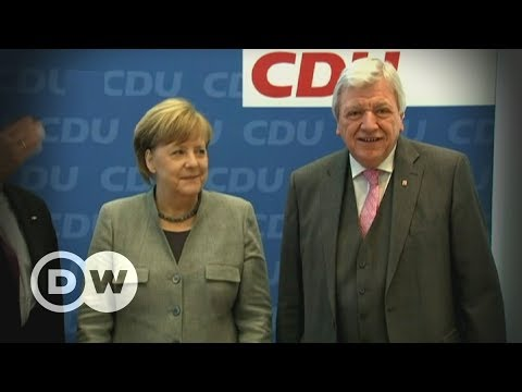 Ratings slump for Chancellor Angela Merkel | DW English