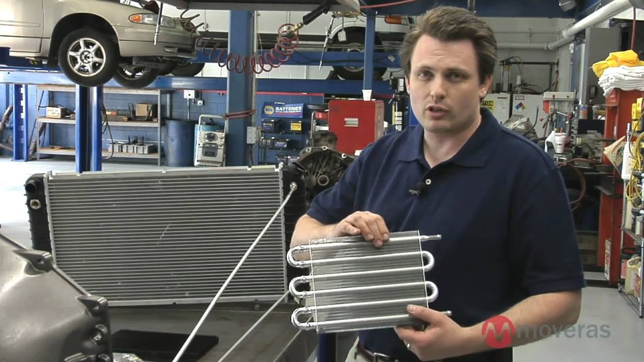 How to Install InLine Filters and Auxiliary Coolers  YouTube