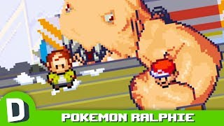 Pokemon Ralphie: The Most Monstrous Pokemon Evolution!