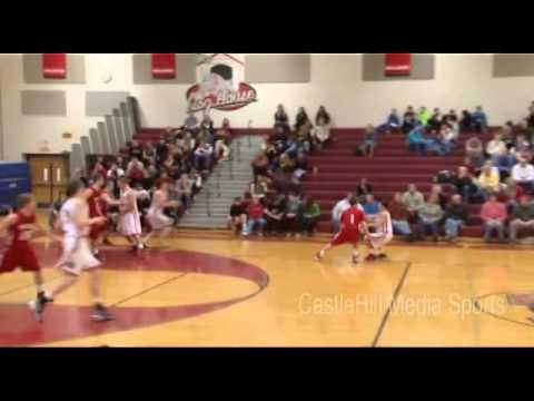 Boy's High School Basketball: Bedford Bulldogs vs Spaulding Red Raiders (2/17/14)