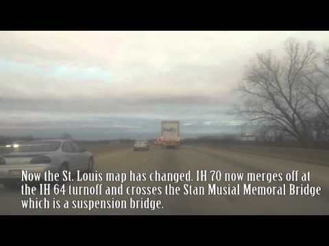 Interstate 55/Interstate 70 - East St. Louis, IL | Drive on Transportation