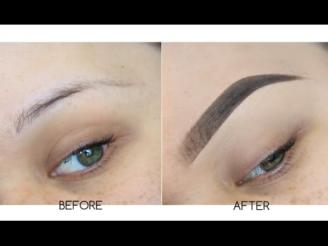 Updated Eyebrow Routine Step by Step Tutorial