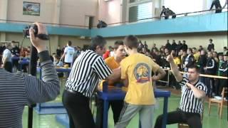 Чемпионат Украины арм 2012 Одесса