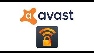 Avast SecureLine VPN 2020 + Chave (100% Funcional)