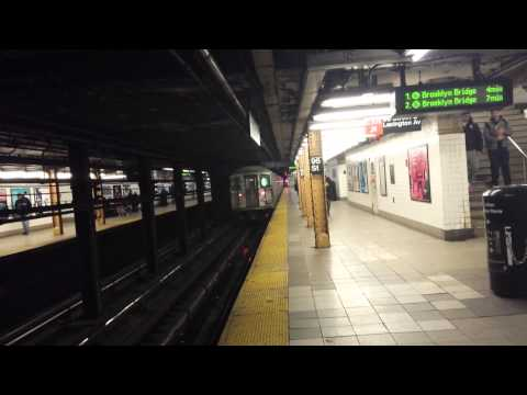 MTA New York City Subway: 96th Street (IRT Lexington Avenue Line)
