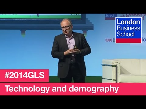 The intersection of technology and demography and changing social fabrics | London Business School