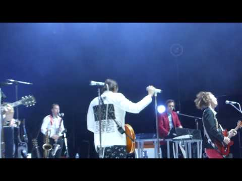 Arcade Fire - We Exist - Live in Norway 2014