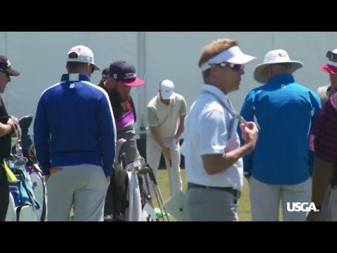 Tiger Woods Highlights U.S. Open champions on U.S. Open Live Set