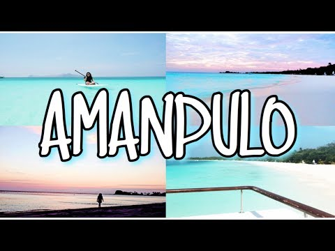 Amanpulo // Travel Diary