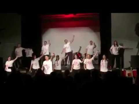 Lester B. Pearson Curtain Call 2016 Teacher Dance