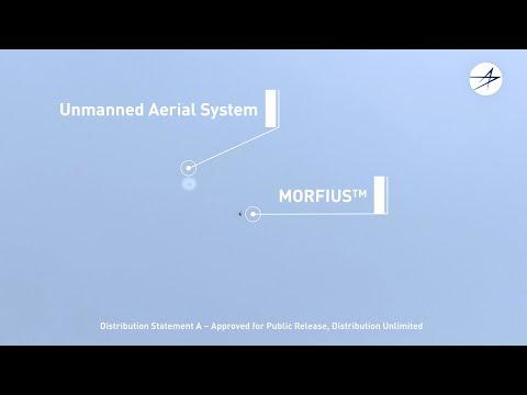 MORFIUS™ Counter-UAS Single Takedown