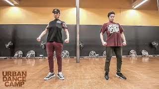 Trndsttr - Black Coast / Dylan Mayoral Choreography ft. Joseph Tsosh / URBAN DANCE CAMP
