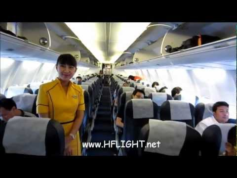 In-flight Concert on Nok Air Boeing 737-800 from Bangkok to Chiang Mai (Surprise Flight)