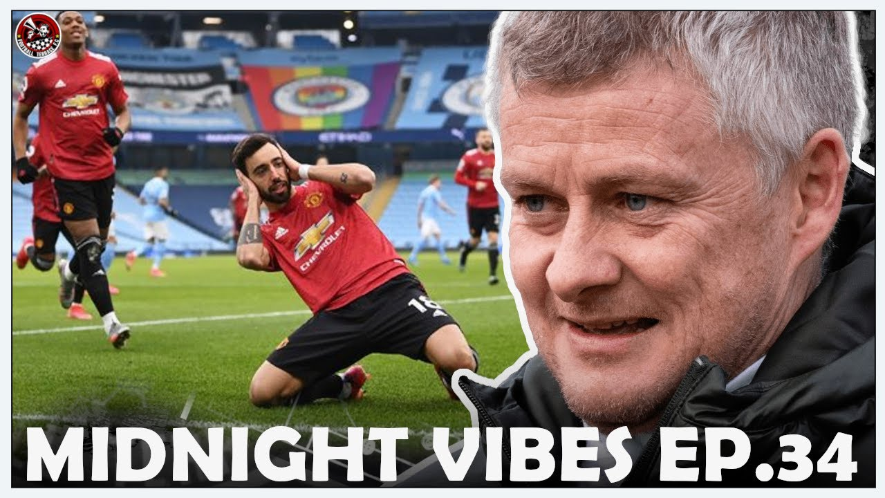Ole Juj Is Undefeated! Jose's Attacking Football! | Midnight Vibes Ep34