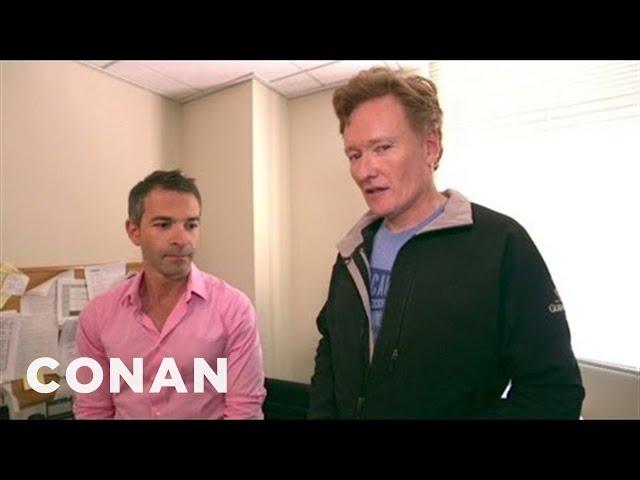 Conan Furloughs Non-Essential Staffers