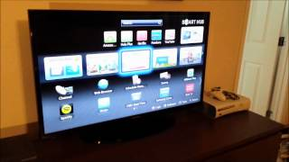 Samsung Smart TV Review: UN40EH5300