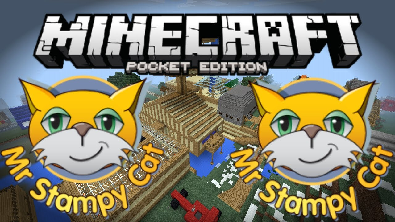 Minecraft pe stampys lovely world download link in desc youtube minecraft pe stampys lovely world download link in desc gumiabroncs Choice Image