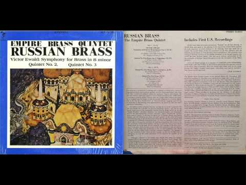 Empire Brass:  Russian Brass- Full Album