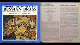 Empire Brass:  Russian Brass- Full Album