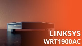 Linksys WRT1900AC Router First Impressions