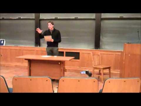 2014 Yale Intervarsity Debate Semifinal