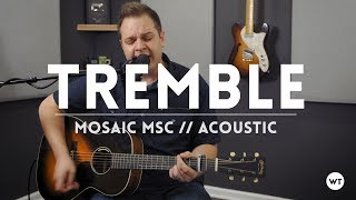 Tremble - Mosaic MSC - Acoustic one-take (cover)