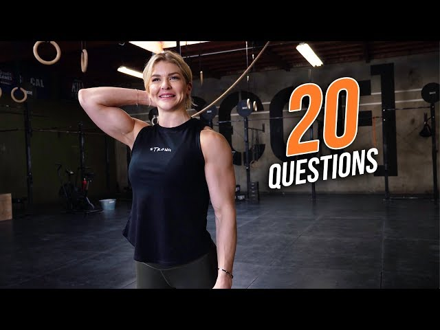 Brooke Ence - 20 Questions