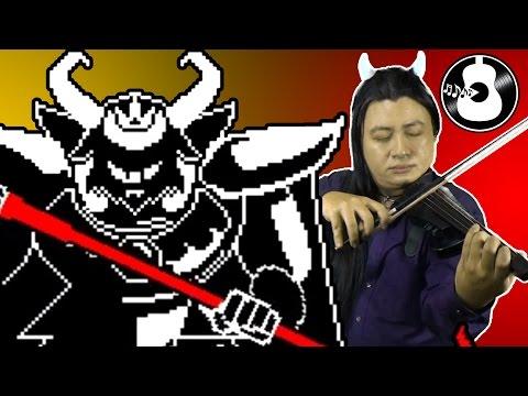 Undertale - ASGORE Battle Theme (Electric Violin & Electric Guitar Cover/Remix)    SPG