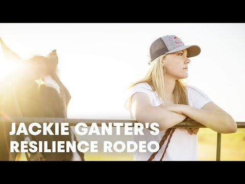 The Story of Three Generations of Texan Cowgirls  Jackie Ganters Resilience Rodeo