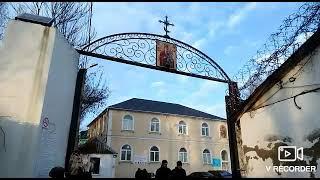 Одесса, свято-Иверский монастырь.
